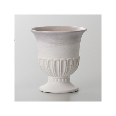 クレイ Greco GRAY 240-141-812 花器 花瓶 陶器花器