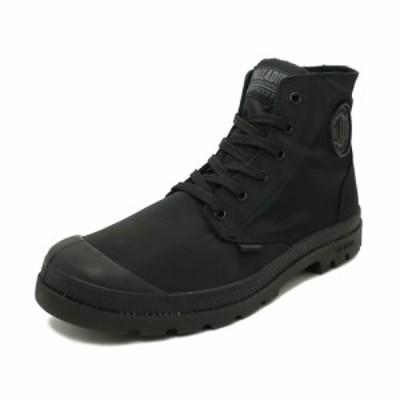 スニーカー パラディウム PALLADIUM パンパパドルライトWP+ ブラック/ブラック メンズ レディース シューズ 靴 19SS