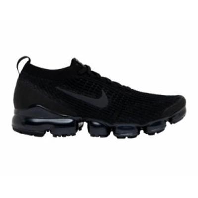 """ナイキ メンズ スニーカー Nike Air Vapormax Flyknit 3 """"Triple Black"""" ヴェイパーマックス3 ランニング Black/Anthracite/White"""