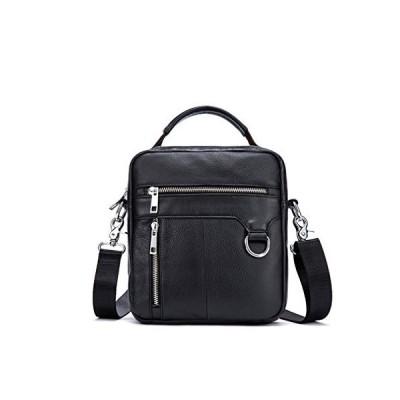 Vintage Retro Handmade Real Leather Briefcase Satchel bag Messenger BagShoulder Bag Laptop Bag【並行輸入品】
