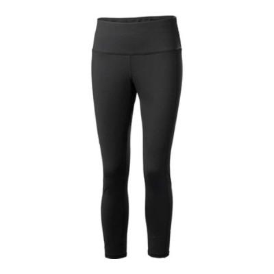ヘリーハンセン カジュアルパンツ ボトムス レディース Verglas 7/8 Tight (Women's) Black