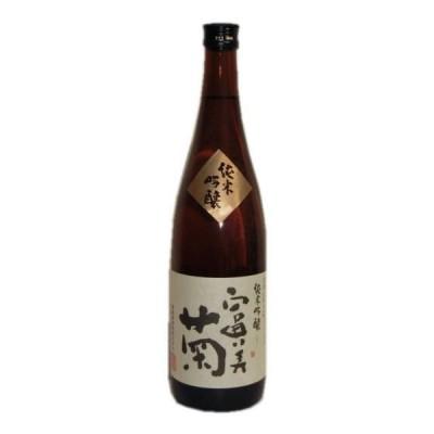 日本酒 富美菊 純米吟醸 720ml×12本