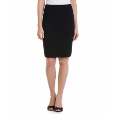 カルバンクライン レディース スカート ボトムス Petite Pencil Skirt Black