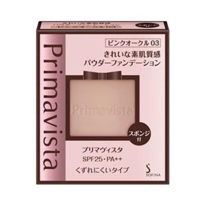プリマヴィスタ きれいな素肌質感パウダーファンデーション レフィル ピンクオークル03(配送区分:B)