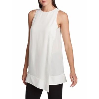 ドナカラン レディース トップス シャツ Asymmetrical Silk Top