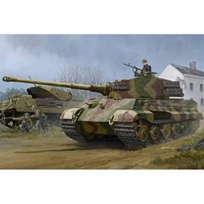 ホビーボス 1/35 ファイティングヴィークルシリーズ ドイツ重戦車 キングタ(未使用品)
