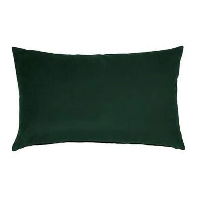 IKEA/イケア SANELA:クッションカバー40x65 cm ダークグリーン (804.167.45)