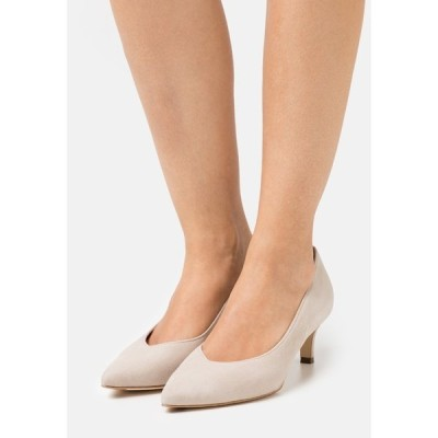 ピーター カイザー ヒール レディース シューズ CHRISTEL - Classic heels - sand
