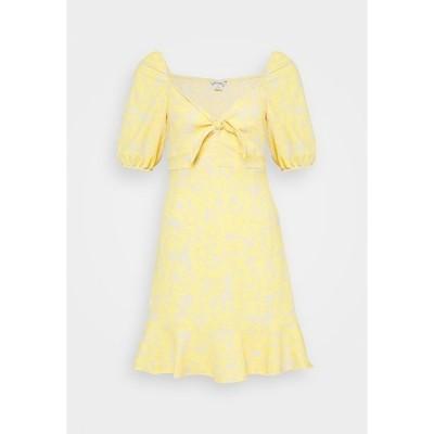 モンキ ワンピース レディース トップス MAYAN DRESS - Day dress - beige