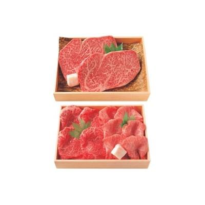 飯田市 ふるさと納税 【土屋畜産】信州プレミアム牛すき焼き&サーロインステーキ食べ比べ