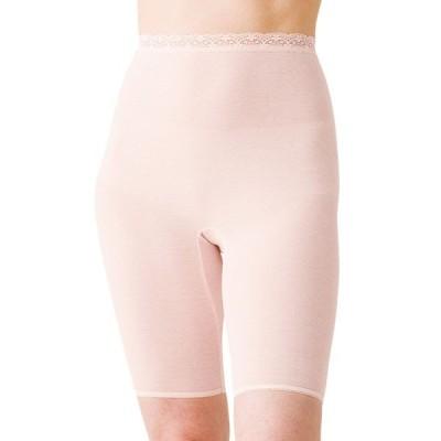 肌着 女性下着 インナー パンツ 婦人用 薄手 冷房対策  日本製   3347 薄手インナー 5分丈パンツ