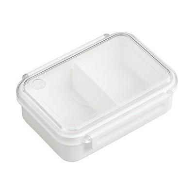 まるごと冷凍弁当 タイトボックス レシピ付き ホワイト 500ml PCL-1SR ( 1個 )