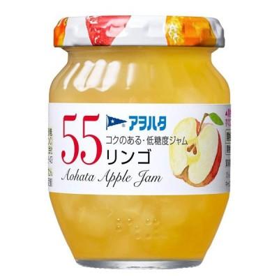アヲハタ 55 リンゴジャム 250g 12個(6個×2箱) ZHT