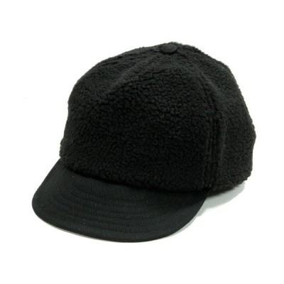Phatee (ファッティー) PHAT CAP ボア べースボール キャップ / BOA BLACK