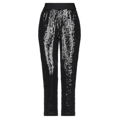 アリス・アンド・オリビア ALICE + OLIVIA パンツ ブラック 0 レーヨン 100% パンツ