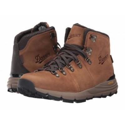 Danner ダナー メンズ 男性用 シューズ 靴 ブーツ ハイキング トレッキング Mountain 600 4.5 Rich Brown【送料無料】