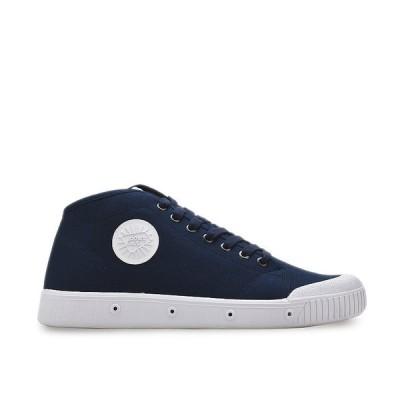SPRING COURT スプリングコート B2N-1002-2 M.blue BLUE ブルー 青 メンズ 靴 シューズ スニーカー