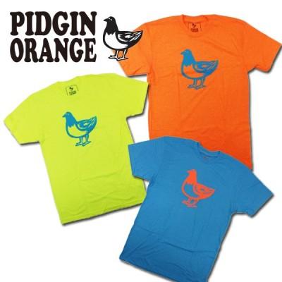 ピジョンオレンジPIDGIN ORANGE  MTS017 メンズTシャツ USサイズ