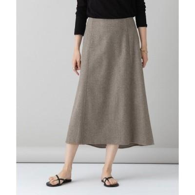 スカート Curensology(カレンソロジー)/<C.S.G>プレミアムAラインスカート