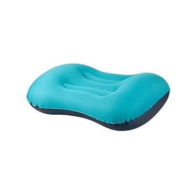 GDYJP Inflating Travel Pillows, Compressible Compact Inflatable Comfortable Ergonomic Neck Pillow for Camp Hike(並行輸入品)