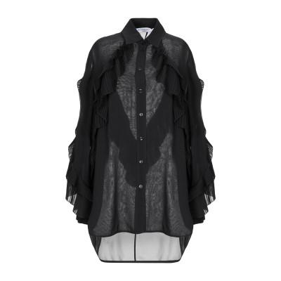 ジバンシィ GIVENCHY シャツ ブラック 36 シルク 77% / ポリエステル 23% シャツ