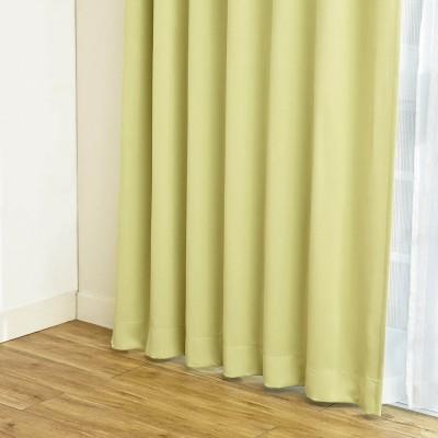 【オーダー】30色から選べる遮光・遮熱・防炎オーダーカーテン