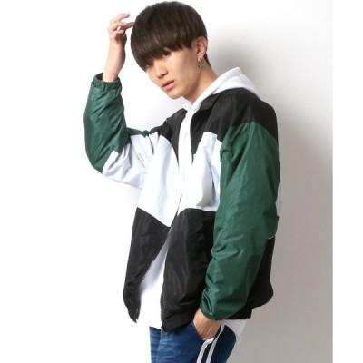 ジャケット ナイロンジャケット 【kappa】 別注 オーバーサイズ トラックナイロンジャケット