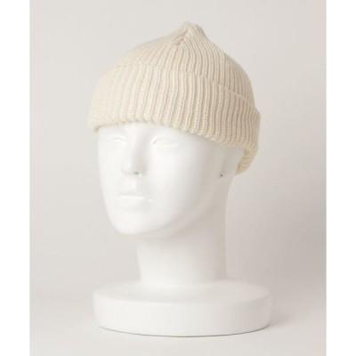 帽子 キャップ ∴【 JABURO / ジャブロー 】CA SHORT WATCH  ロール、ショート系 ニットキャップ ワッチ