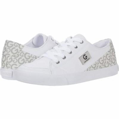 GBG ロサンゼルス GBG Los Angeles レディース スニーカー シューズ・靴 Meric White/Grey Logo