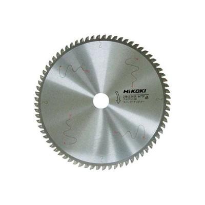 HIKOKI(日立工機) 0032-6742 スーパーチップソー(アルミサッシ用) 185mm×60枚刃 (00326742)