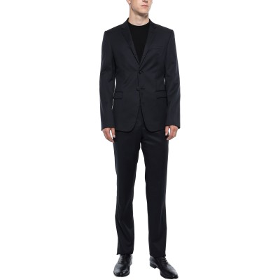 エンポリオ アルマーニ EMPORIO ARMANI スーツ ブラック 46 ウール 100% スーツ