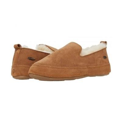 Acorn エイコーン レディース 女性用 シューズ 靴 スリッパ Indoor/Outdoor Ewe Loafer - Chestnut