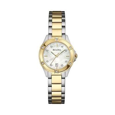 腕時計 ブローバ レディース 98W217 98W217 Bulova Wristwatch