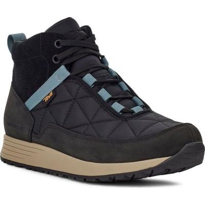 テバ Teva レディース ブーツ シューズ・靴 Ember Commute Boots Black/grey
