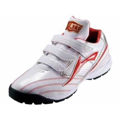 ZETT(ゼット) トレーニングシューズ ラフィエットSP BSR8872 【カラー】ホワイト×レッド 【サイズ】29