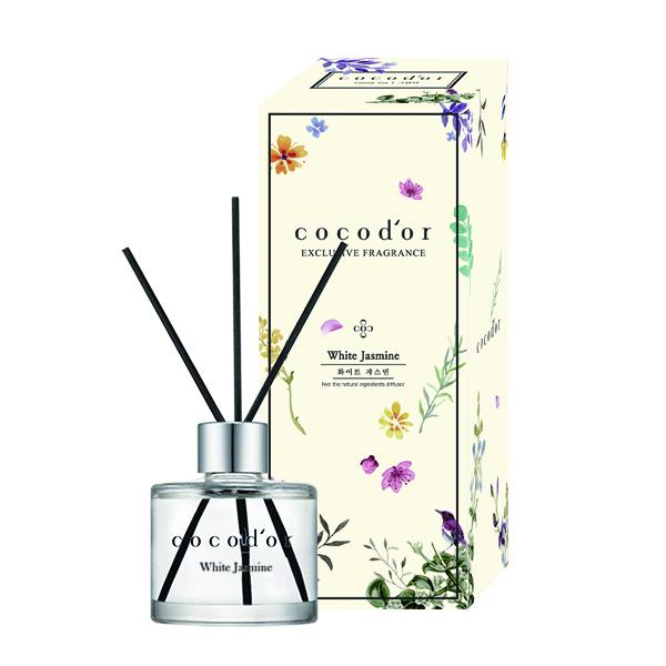 任2件5折*韓國cocodor香氛擴香瓶50ml - 白茉莉