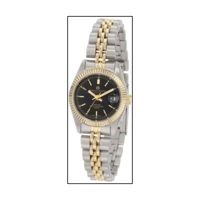 Charles-Hubert- Paris Womens Two-Tone Stainless Steel Quartz Watch #6635-B[並行輸入品]