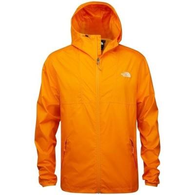 ノースフェイス メンズ ジャケット&ブルゾン アウター The North Face Cyclone Jacket Light Exuberance Orange