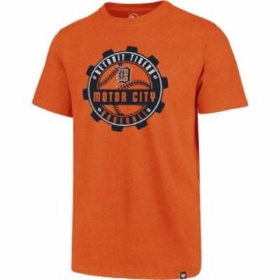 フォーティセブン 47 メンズ Tシャツ トップス  Detroit Tigers Club T-Shirt