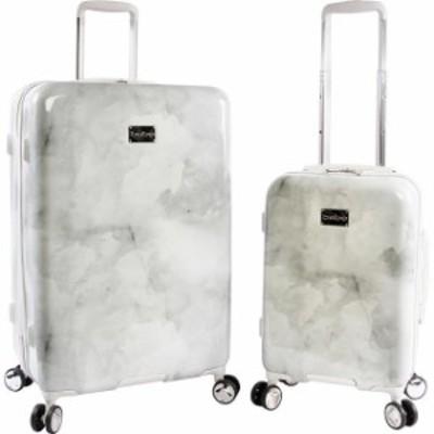 旅行用品 キャリーバッグ BEBE Lilah 2 Piece Hardside Spinner Luggage Set