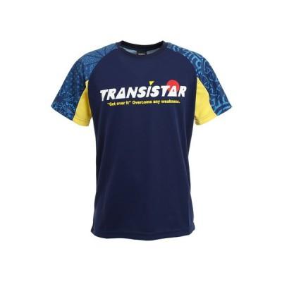 トランジスタ(TRANSISTAR) ハンドボールウェア クリプトグラフ ゲームシャツ HB20ST03-47 (メンズ)