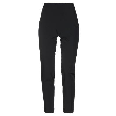 PESERICO SIGN パンツ ブラック 40 ポリエステル 95% / ポリウレタン 5% パンツ