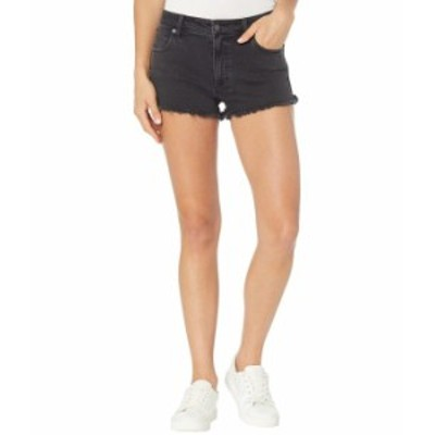 ボルコム レディース ハーフパンツ・ショーツ ボトムス Stoney Stretch Shorts Asphalt Black 1