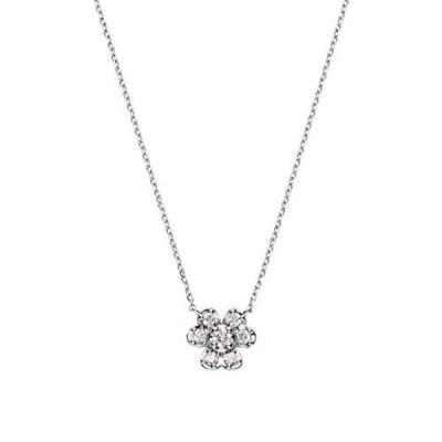ヴァンドーム青山 プラチナ APVN203040DI スプリング限定品 オドゥール‐ド‐ヴィオレット ダイヤモンド ネックレス