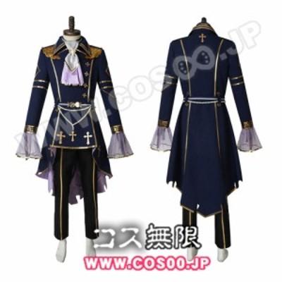 あんさんぶるスターズ!噪音◆渦巻くホラーナイトハロウィン Knights 瀬名泉◆コスプレ衣装