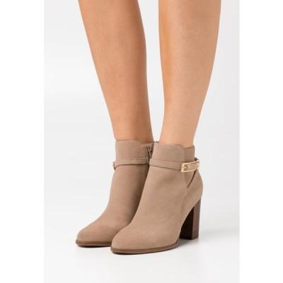 アンナフィールド レディース 靴 シューズ LEATHER - Ankle boots - light brown