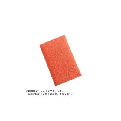 AWESOME(オーサム) ゴルフスコアカードホルダー タイプB (ヨコ型) オレンジ GSCH-Y01   4560490416577