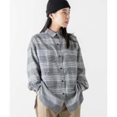 WEGO(ウィゴー)チェックルーズシャツ