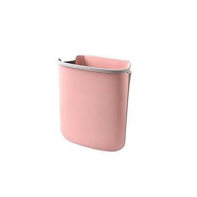 BATON ゴミ箱 折り畳みゴミ箱 折り畳みキッチンゴミ箱 ポリ袋ホルダー付き 壁掛けゴミ箱 大容量8L 多機能ごみ箱 ぶら下げごみ箱 キッチン/車載