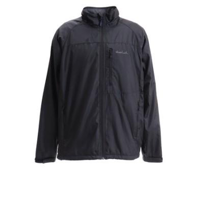 ホールアース(Whole Earth)ウインドブレイクジャケット WE27JN95ブラック